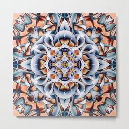 Abstract Perceptions Metal Print