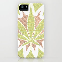 The Cannabis Case. iPhone Case