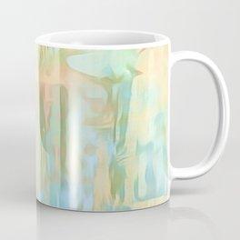 Streaks Of Colors Abstract - Pastel Coffee Mug