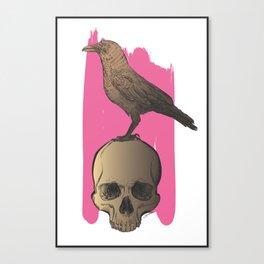 Skulls 001 Canvas Print