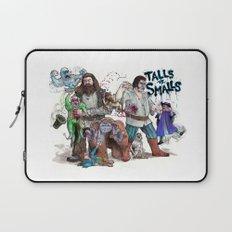 TALLS VS. SMALLS Laptop Sleeve