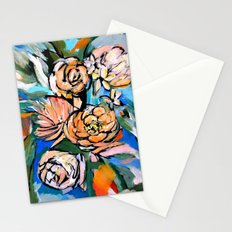 Vibrant Floral Stationery Cards