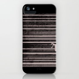 To scan a forest. iPhone Case