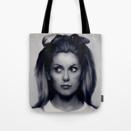 CATHERINE DENEUVE Tote Bag