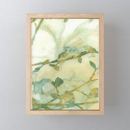 Currents Framed Mini Art Print