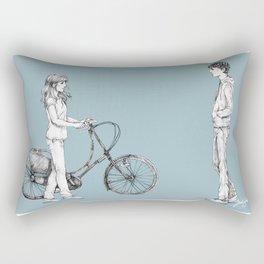 Hapipaks Gig Poster Rectangular Pillow