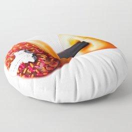 Donut dumbbell  Floor Pillow