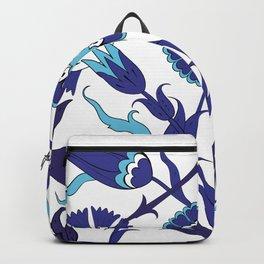 Turkish Tile Art Pattern Backpack