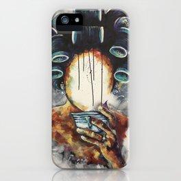 Undressed IX iPhone Case