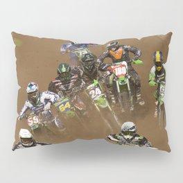Dusty race Pillow Sham