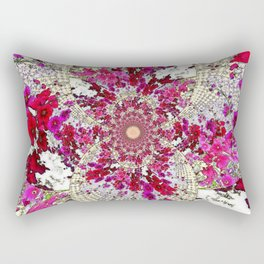 ABSTRACT pink  COLOR FOR the home Rectangular Pillow