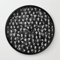 Distinguished Gentlemen  Wall Clock