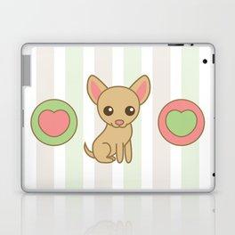 Pinky the Chihuahua  Laptop & iPad Skin