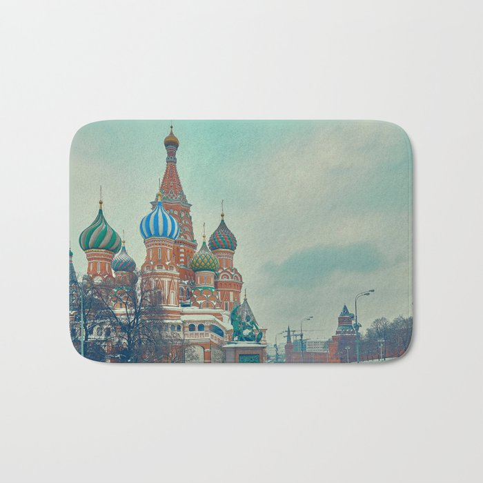 Cathedral of Vasily the Blessed Bath Mat