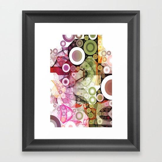 Kringles Art Flow II Framed Art Print