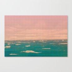Don't Drift Canvas Print