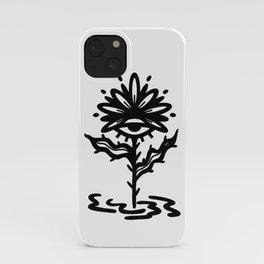 Hazey Daisy iPhone Case