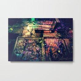 Ruin bar Metal Print
