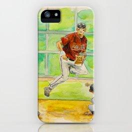Craig Biggio_Houston HOF iPhone Case