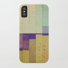 mountains and canyons iPhone Case