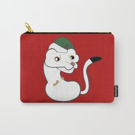 Stoat Noel (c) 2017 Carry-All Pouch