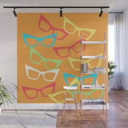 Becoming Spectacles Wall Mural
