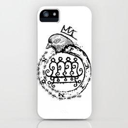 Hail King Paimon! iPhone Case