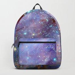 Space nebula Backpack
