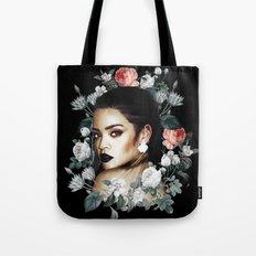 Floral Rihanna Tote Bag