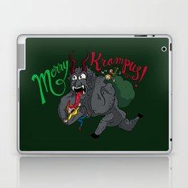 Merry Krampus! Laptop & iPad Skin