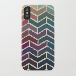 Chevron iKat iPhone Case