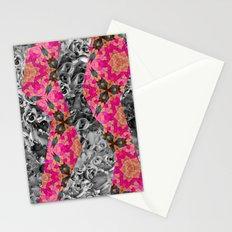 Geometric Spring Stationery Cards
