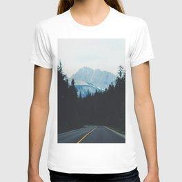 Canadian Road T-shirt