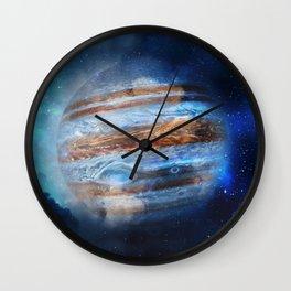 Hello Jupiter! Wall Clock