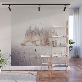 polar winter II Wall Mural