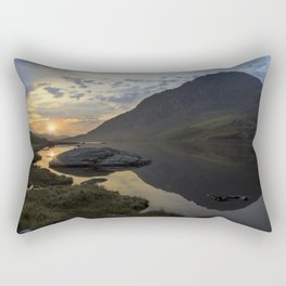 Tryfan Sunrise Rectangular Pillow