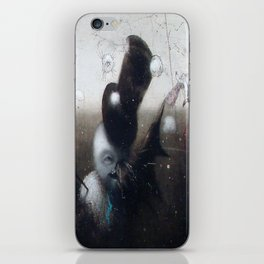 hotter than hell iPhone Skin