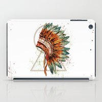 ethnic iPad Cases featuring ethnic by limonlukusburnu