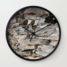 Nature in the French Alps 3 Wall Clock
