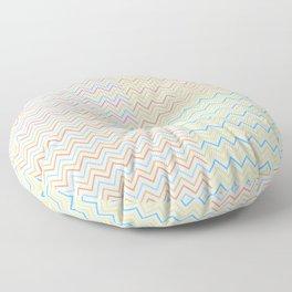 Package Pattern Floor Pillow
