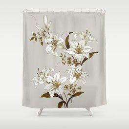 Flowers 9 Shower Curtain