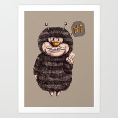 beeboy Art Print