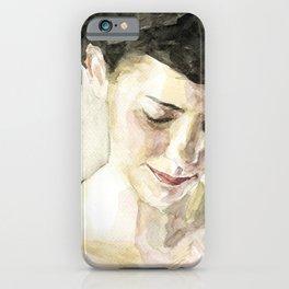 Amelie Poulain  iPhone Case