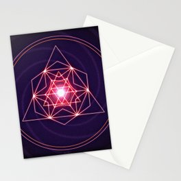 Astral Exploration Stationery Cards