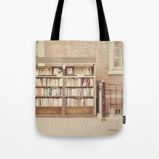 Dollar Books Tote Bag