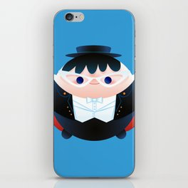 Too Much Candy Series - Tuxedo Mask iPhone Skin