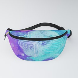 Alcohol Ink - 12 Fanny Pack