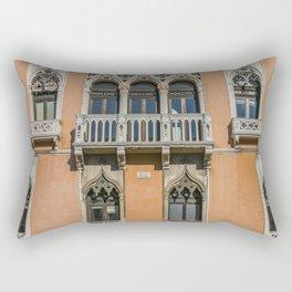 Venice forever 5 Rectangular Pillow