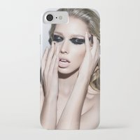blur iPhone & iPod Cases featuring Blur by Brandon Lundby