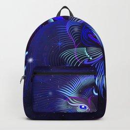 Zodiac neon signs — Leo Backpack